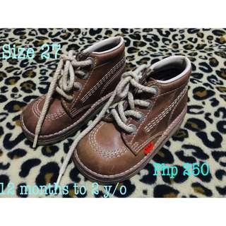 Preloved Baby Boy Shoes