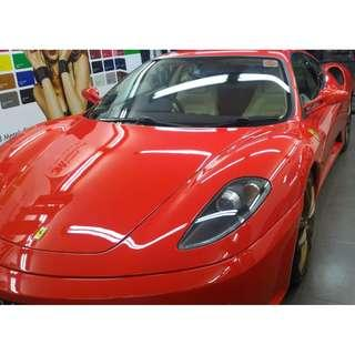 GLASS COATING FOR CAR