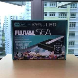 FLUVALSEA MARINE & REEF LED NANO AQUARIUM LAMP