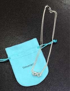 Tiffany Infinity Necklace 絕版款式