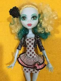 Preloved Monster High Doll