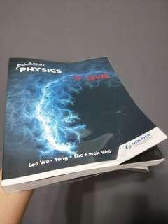 Physics textbook
