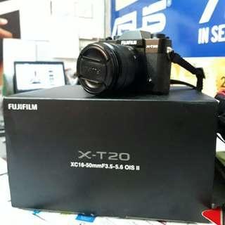 Fujifilm XT20 Kredit Cepat Bunga 0%