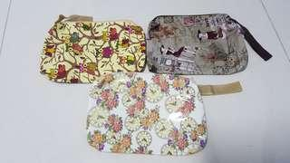 Cute Patterned Pouch