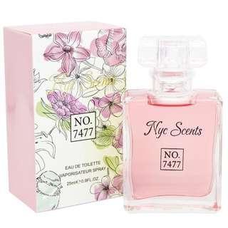 Minyak Wangi Perfume NYC Scents #XMAS25