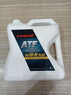 DIII XTRASEAL AUTO TRANSMISSION FLUID.