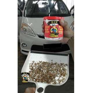 Cockroach DIY Pestcontrol Fogger Fumigator