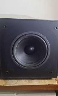 Mirage FRX-S10 Active Subwoofer (Faulty)