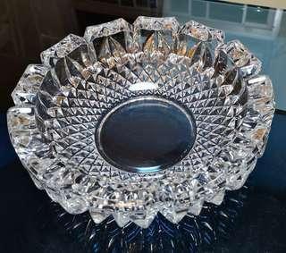 水晶玻璃煙灰缸