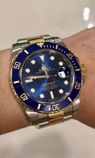 Rolex Oyster Perpetual Date Submariner Ref: 116613LB