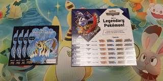 WTS Gamestop Exclusive Pokemon Codes ( Expire 24th January )