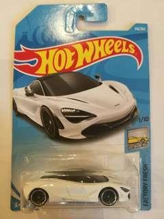 Hot Wheels McLaren 720S