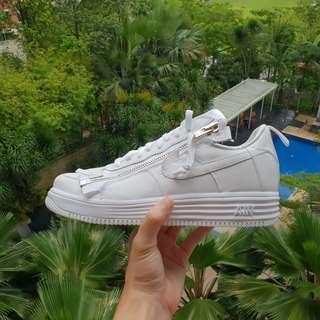 Nike x Acronym Lunar Force 1 White