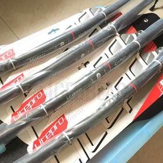 🚚 Litepro Carbon Handlebar 25.4mm x 600mm 108g - DYU AM TEMPO FIIDO SPEEDWAY DUALTRON ULTRA ULTRON