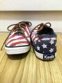 Keds - US Flag design