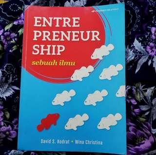 Entrepreneurship sebuah Ilmu, Penerbit Erlangga