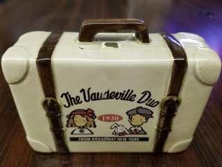 SANRIO The Vaudeville Duo Ceramics Saving Box