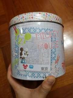 廸士尼Disney Mickey Minnie 米奇老鼠厠紙筒