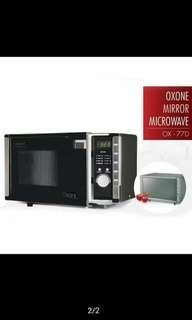 Microwave Oxone 77D