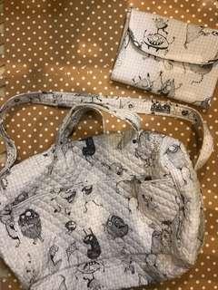 Zara Home Baby Bag