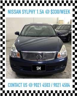 Nissan Sylphy 1.5 Comfort Auto