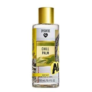 Victoria's Secret Fragrance Mist Chill Palm