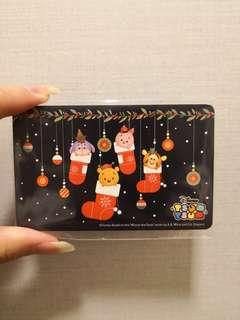 Tsum tsum Christmas ezlink card (limited stocks available)