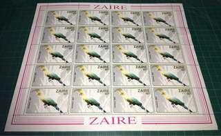 薩伊 郵票