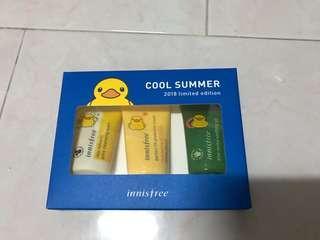 Innisfree Cool Summer 2018 limited edition Set
