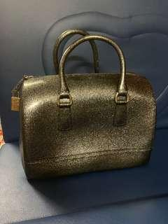 Authentic furla candy bag,80%new,good conditions as pic ,30*20*15cm