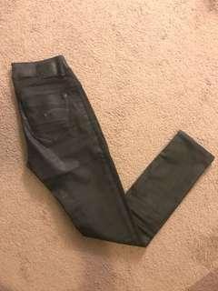 G-Star RAW Black Skinny Jeans