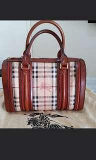 Burberry Handbag Authentic