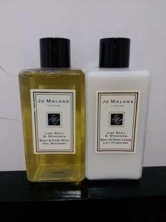 Jo Malone body lotion & shower gel 100ml