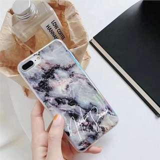 🚚 Carribean Marble iphone Casing