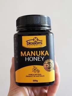 Blossom Manuka Honey +30 (Active 5+) 澳洲Manuka蜜糖 500g