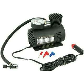 Car Portable Mini Air Compressor