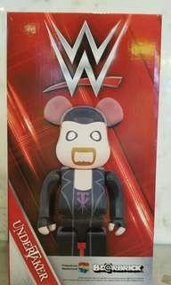 Bearbrick 400% Undertaker
