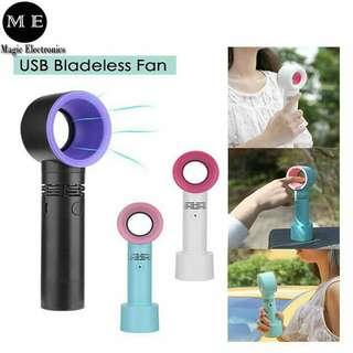 USB bladeless fan