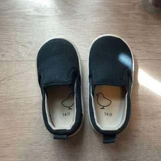 Muji loafers shoes