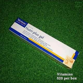 Nutriplus Gel Pet Vitamins