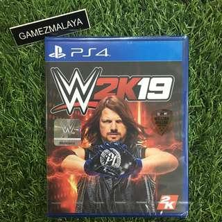 [NEW] PS4 W2K19 - (GAMEZMALAYA)