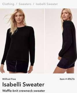 Wilfred Free Waffle Isabelli Sweater