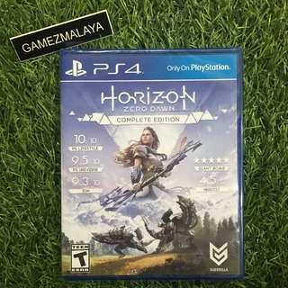 [NEW] PS4 HORIZON ZERO DAWN COMPLETE EDITION - (GAMEZMALAYA)