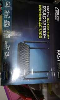 Cheap brand new asus router