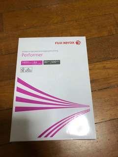 Fuji Xerox Performer A4 paper