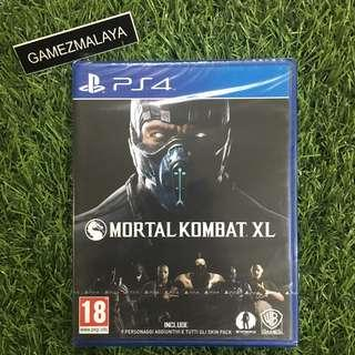 [NEW] PS4 MORTAL KOMBAT XL - (GAMEZMALAYA)