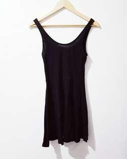 H&M scoop neck skater dress