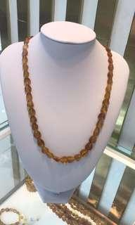🚚 Amber Necklace