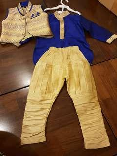Traditional Indian Costume for boys