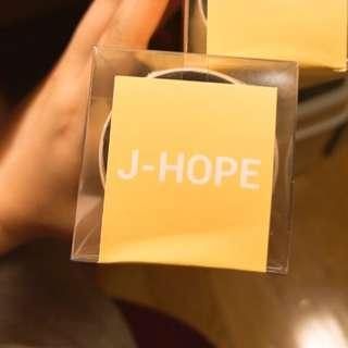 BTS 오,늘展 J-Hope Poster